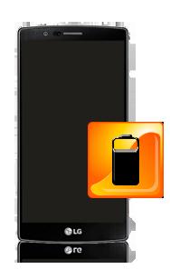 החלפת סוללה LG G4