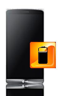 תיקון סוללה LG G3