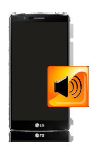 החלפת רמקול LG G4