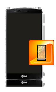 תיקון מסך ל- LG G4