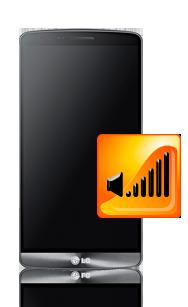 תיקון כפתורי ווליום LG G3