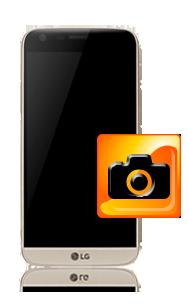 תיקון מצלמה קדמית ואחורית ב LG G5