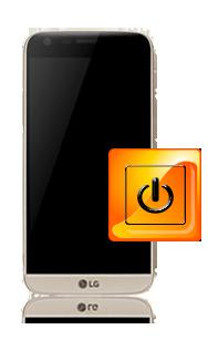 החלפת מנגנון כפתור כיבוי והפעלה LG G5
