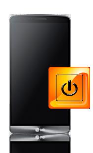 תיקון כפתור הדלקה וכיבוי LG G3