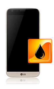 LG G5 ניקוי קורוזיה