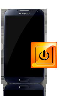 החלפת כפתור כיבוי והפעלה גכלקסי 3s